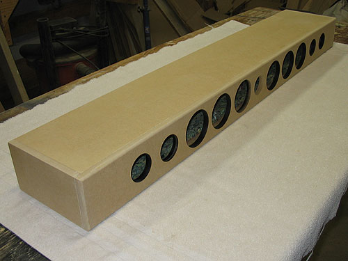 Cynosure Center Channel Speaker DIY Project