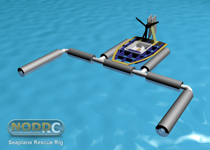 Nodd's Airboat - WattFlyer RC Electric Flight Forums - Discuss radio control eflight