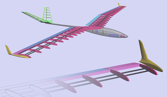 RCU Forums - Sailplane Wing Design Round II
