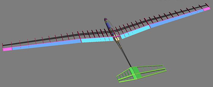 Rcu Forums Sailplane Wing Design Round Ii